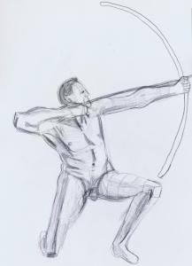 30 min drawing